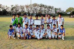 昨年の覇者の三浦チーム、今回は惜しくも準優勝