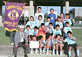大村小玖島サッカースポーツ少年団