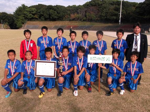キックスフットボールクラブ U-12