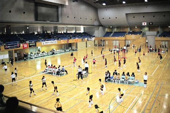 小学生バレーボール大会 第23回大会