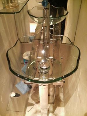 洗面器「バー ネロンボ」福岡・中洲