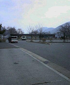 大麦代駐車場