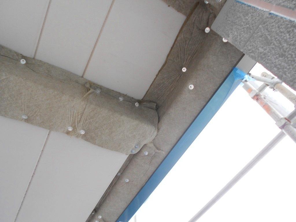 ヘーベルハウス 重量鉄骨 防火地域 巻き付け耐火被覆コメント