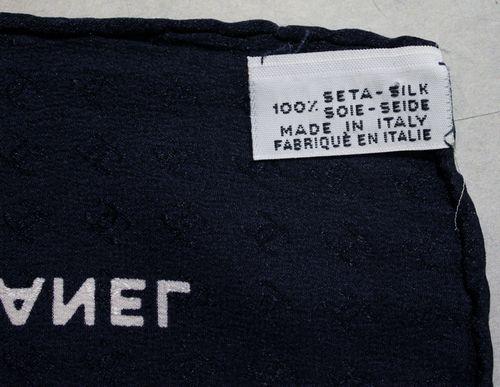 CHANEL-Vintage Foulard(Scarf)   MAISON DE FANFAN 6b22d0befac