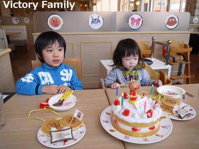 誕生日記念にアンパンマンこどもミュージアム名古屋へ Victory