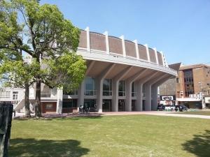 公会堂前景
