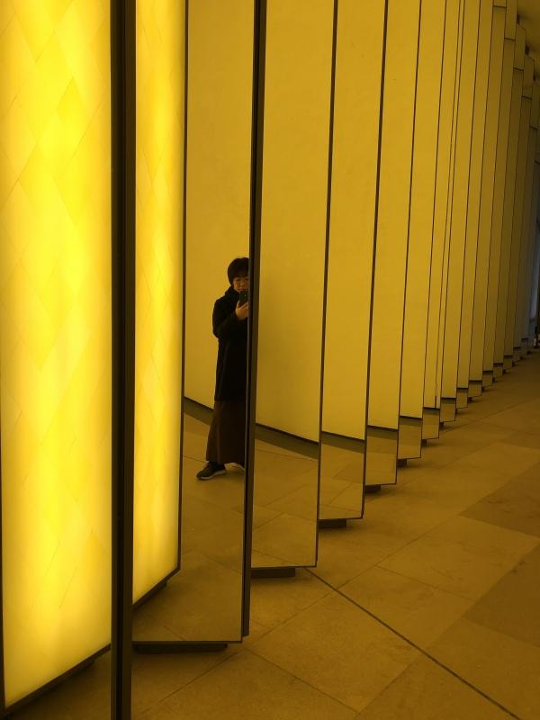 パリ ルイヴィトン美術館