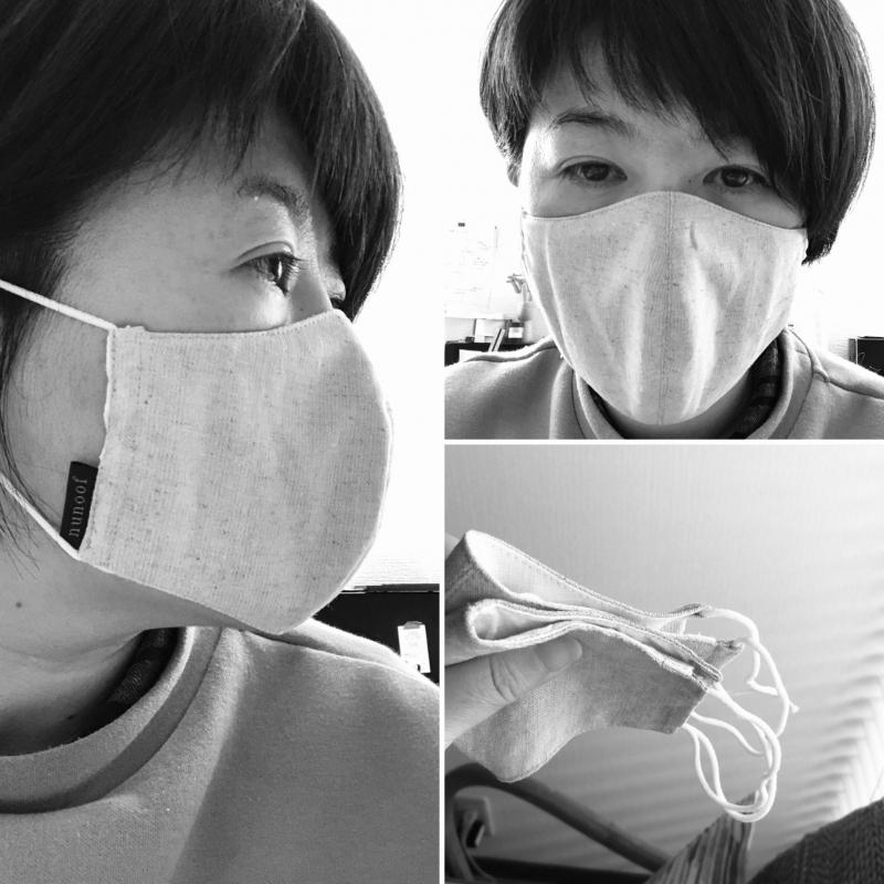 子ども用布マスク