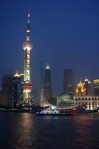 近未来都市・上海