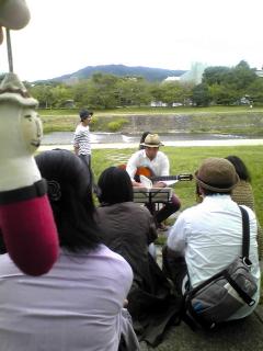 風博士at鴨川