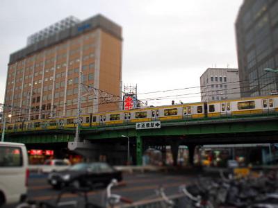 JR水道橋駅