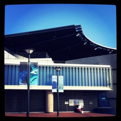 京都水族館外観