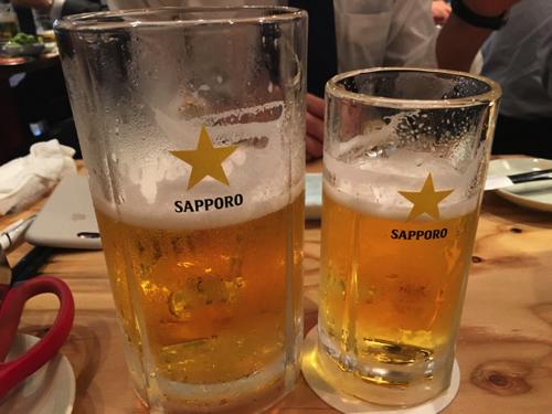 ビール並べてみた