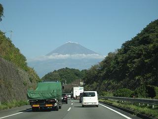 東名からの富士