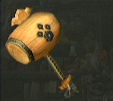 打ち出のニャンコ槌