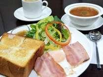 朝食の一例2