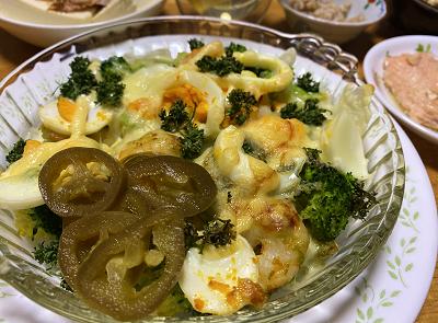チーズ焼き2