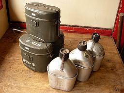 飯盒・水筒