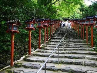 京都 貴船神社�