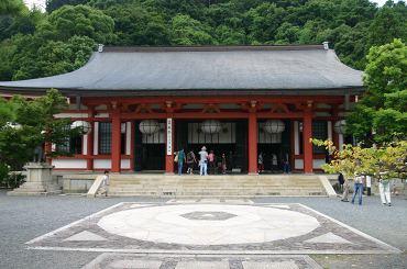 京都のパワースポット 鞍馬寺�