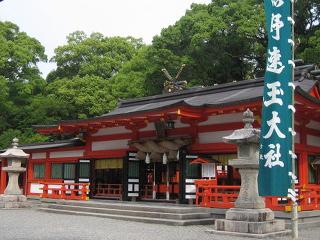 熊野速玉大社 (和歌山県新宮市)