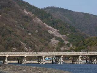 京都 嵐山・渡月橋