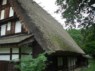 飛騨の里・旧西岡家