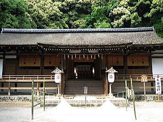 宇治上神社(離宮上社)