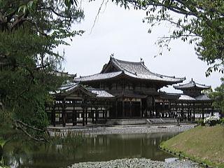 宇治の平等院・鳳凰堂