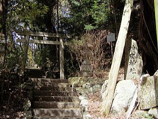 神女神社(しんにょじんじゃ)
