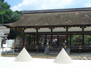 上賀茂神社�