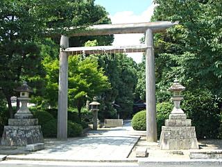 木嶋神社鳥居
