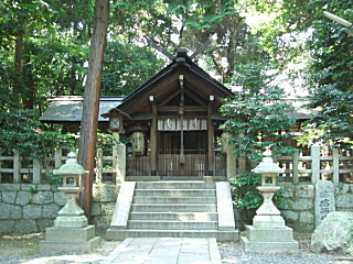 木嶋神社本殿