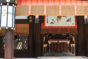 下鴨神社本殿