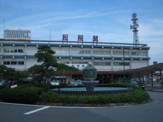 松阪駅(JR東海・近鉄の駅)
