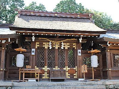 木の国神話の社 伊太祁曽神社