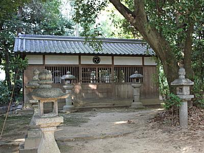 畝尾都多本神社