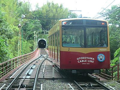 京阪電気鉄道 京阪鋼索線