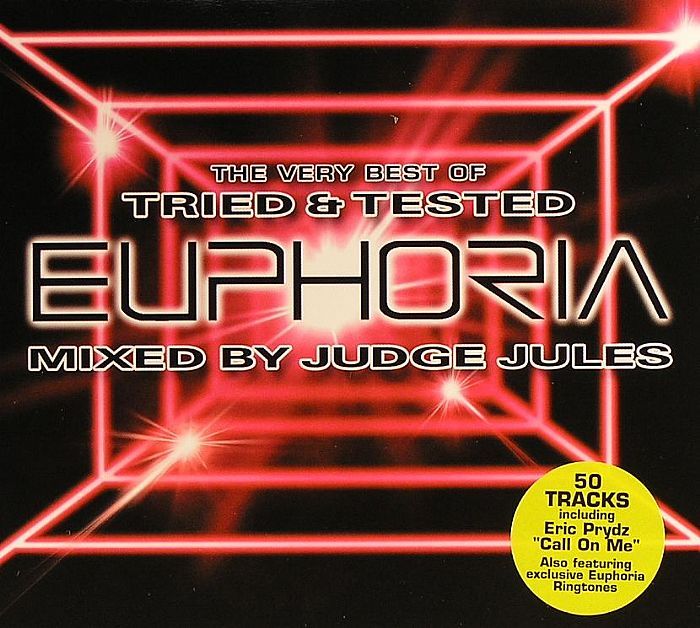Euphoria Mixed By Judge Jules