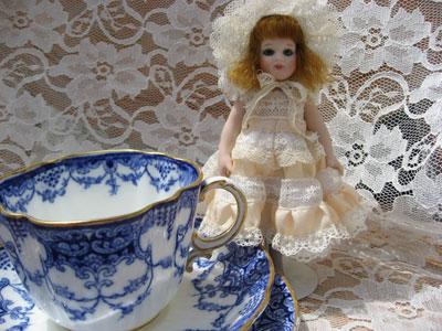 お人形とジョージジョーンズカップ
