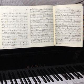 ピアノ、やっぱり好き♪