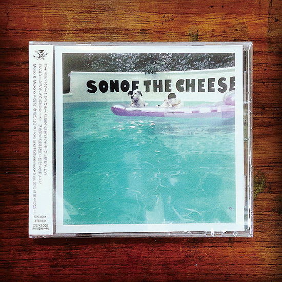 Son of the Cheese サノバチーズ naijel graph ナイジェルグラフ