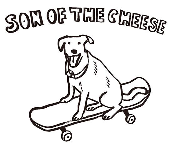 son of the cheese ships サノバチーズ シップス naijel graph ナイジェルグラフ