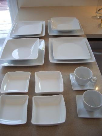 四角い食器