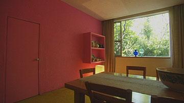 バラガン邸ピンク