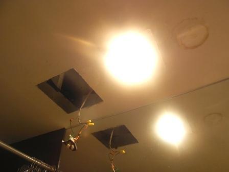 バスルーム天井