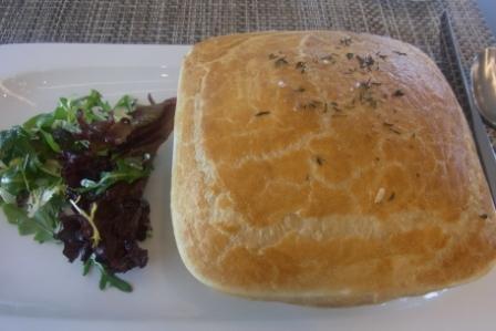 ROM Pot Pie