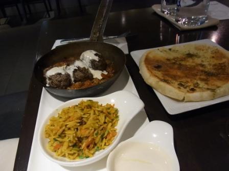 Lamb & Beef Grilled Kufta