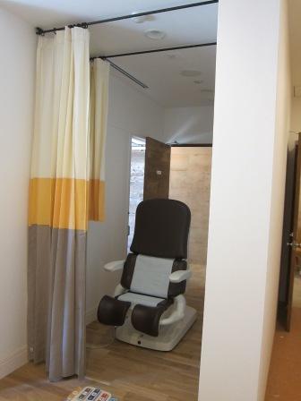 内診室カーテン