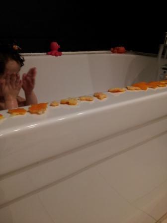 みかん風呂